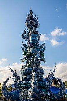 Temple, Sculpture, Buddha, Statue, Landmark