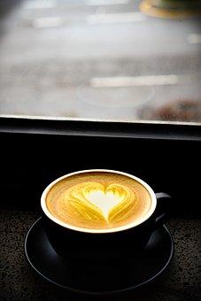 Cappuccino, Latte Art, Coffee, Cafe Latte