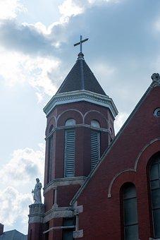 Church, Religion, Historic, Cathedral, Architecture