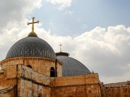 Cods, Jerusalem, Church, Building, Holy, Christian