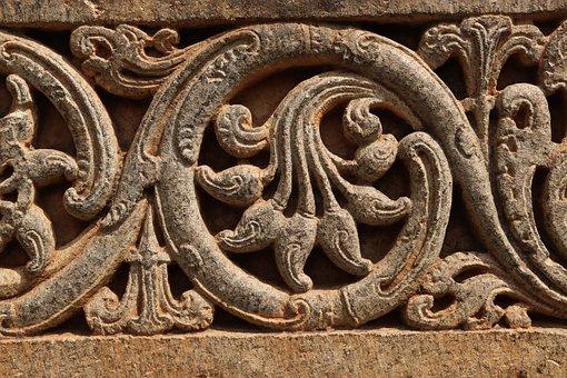 Temple, Historic, Stone, Building, Architecture