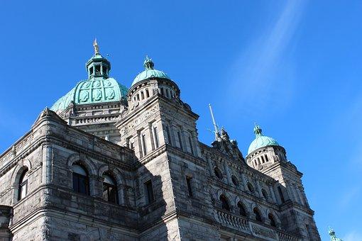 British Columbia, Parliament Building, Architecture