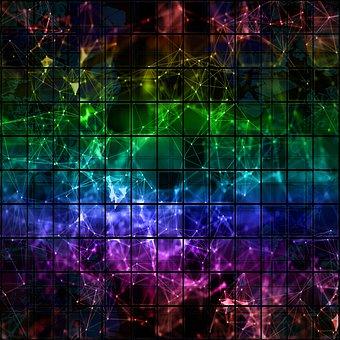 Techno, Matrix, Futuristic, Digital, Technology