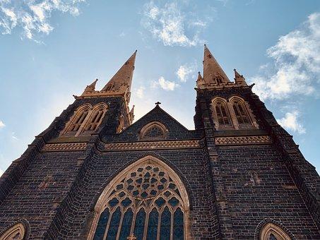 Church, Angle, Lower