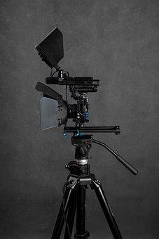 Camera, Cinema, Rig, Video, Film, Movie, Media