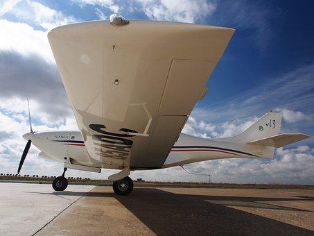 Aveko, Vl-3, Spirit, Plane, Aircraft, Wing, Airplane