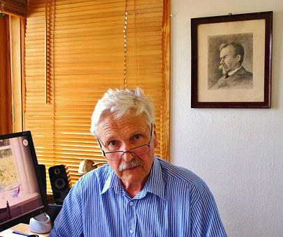 Anders Johansson, Author, Photographer, Swedish, Man