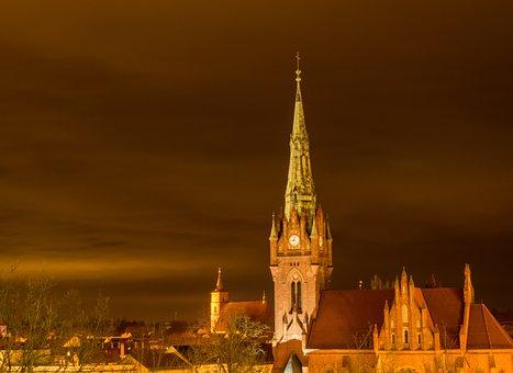 Church, Architecture, Jesus Kreutz, St Mary's Church