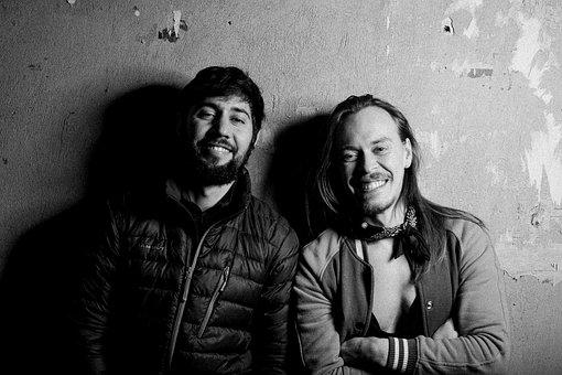 Photographers, California, Russia, Backstage