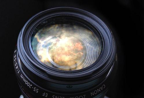 Camera, Lens, Photography, Technology, Digital, Canon