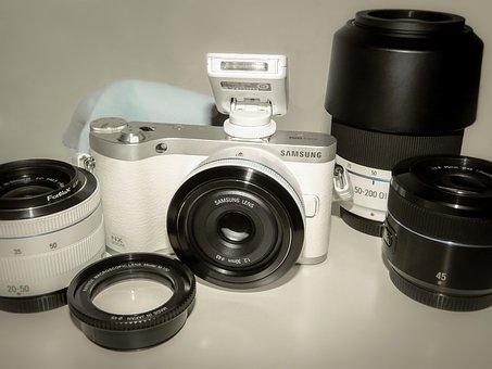 Camera, Digital Camera, Photography, Photo Camera