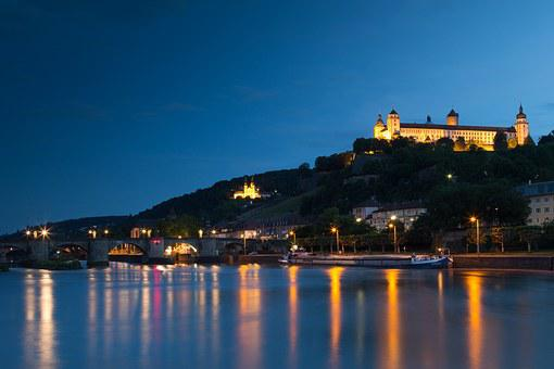 Würzburg, Fortress, Castle, Russian Fortress, Germany