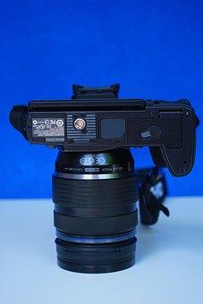 Camera, Olympus, Digital Camera, Photography