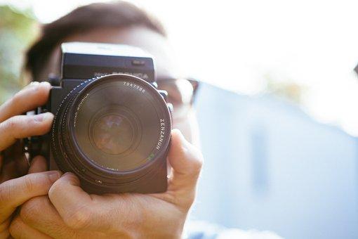 Photographer, Photography, Camera, Photo, Digital, Lens