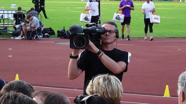 Cinematographer, Photographer, Film, Video, Camera
