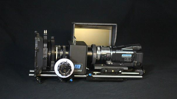 Camera, Film, Movie, Cinema, Photography, Video