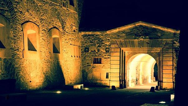 Castle, Goal, Castle Gate, Places Of Interest, Fortress
