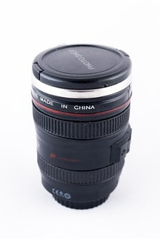 Lens, Glass, Photo Equipment, Canon Lenses