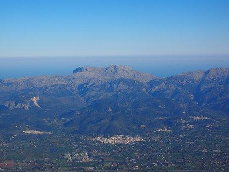 Mallorca, Aerial View, Aerial Photographs, Landscape