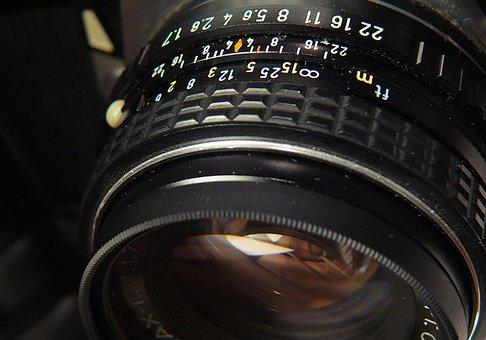 Figure, Illumination, Leave, Analog, Analog Photography