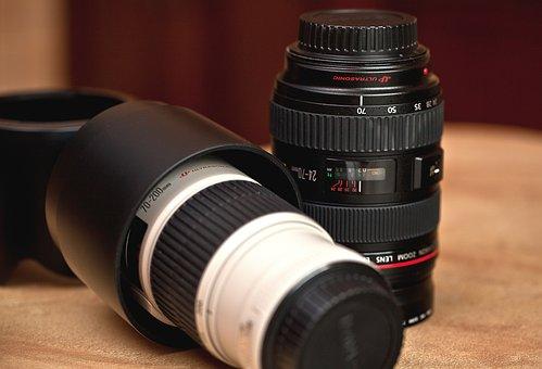 Lenses, Lens średnioogniskowy, Lens Długoogniskowy