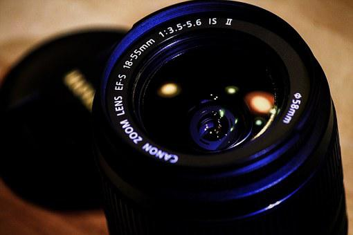 Lens, Canon, Photography, Camera, Photograph