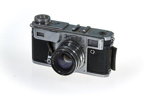 Camera, Digital Camera, Lens, Photo, Picture, Studio
