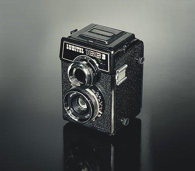 Lubitel, Camera, Equipment, Product, Studio