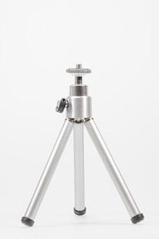 Tripod, Ball Head, Mini, Mini Tripod, Photo