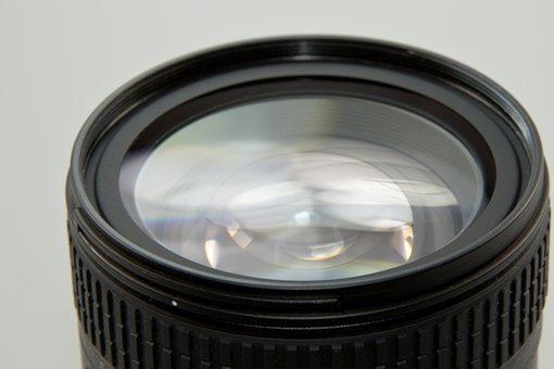 Lens, Photo, Slr, Glazing, Macro, Macro Lens