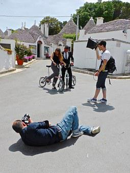 Photographer, Creative, Photo, Couple, Camera