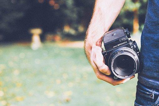 Photographer, Photography, Digital Camera, Dslr Camera