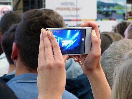 Phone, Photo, Photographer, Take A Photograph
