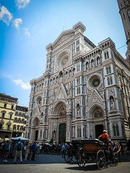 Santa Croce, Basilica, Florence, Italy, Building