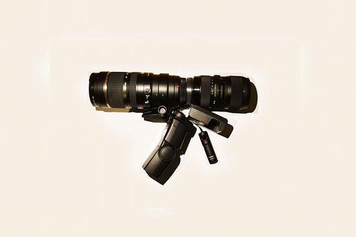 Camera, Zoom, Lense, Photography, Focus, Digital