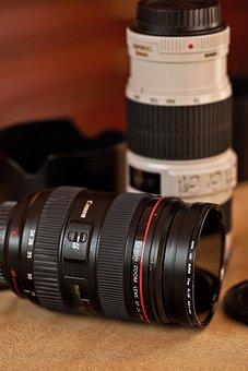 Lens, Lenses, Zoom Lenses, Camera Optics