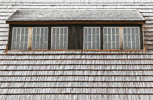 Alte Elisabeth, Windows, Roof, Building, Old Building