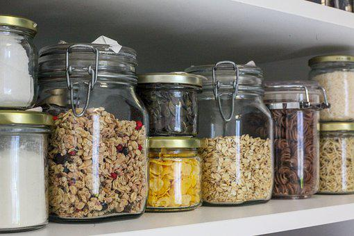 Glasses, Container, Zero Waste, Vegan, Unzipped, Food