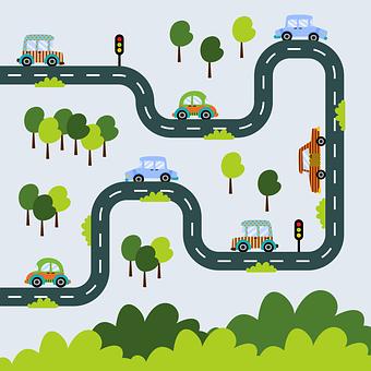 Cars, Vehicles, Road, Street, Traffic, City, Urban
