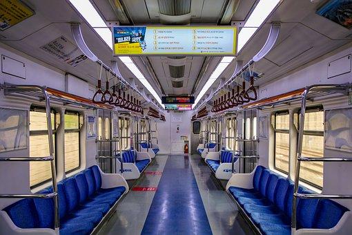Metropolitan Subway, Seoul Subway, Line 1, Train