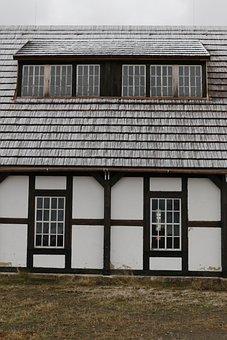 Alte Elisabeth, Old Building, Windows, Building