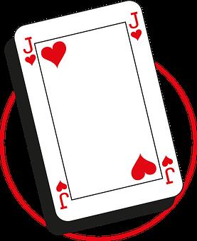 Playing Card, Jack, Poker, Cards, Game, Casino