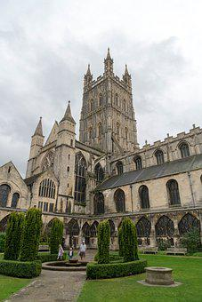 Gloucester, Gloucester Cathedral, Harry Potter, Church