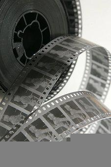 Film Stock, Film, Cinema, Motion Pictures, Analog