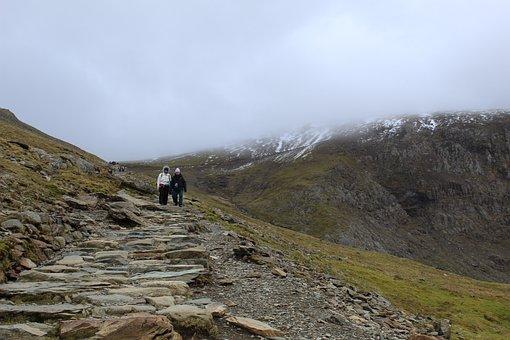 Mountains, Trek, Mountaineers, Mountaineering