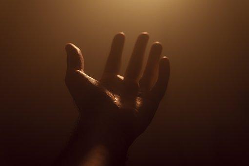 Hand, Yoga, Healing, Mind, Meditation, Peace, Hope, God
