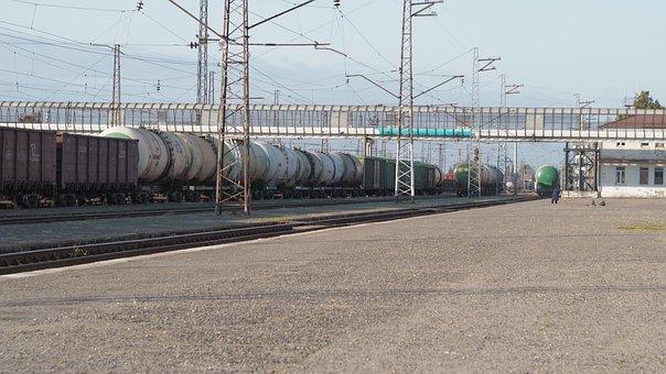 Station, Railway, Train, Metro, Transport, Travel