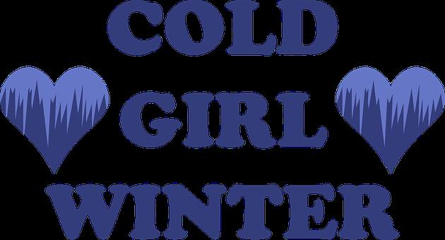 Winter, Cold Girl, Snow, Woman, Snowfall, Female