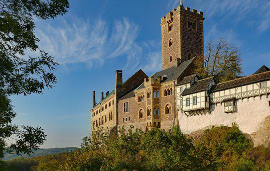 Wartburg Castle, Reformation, World Heritage