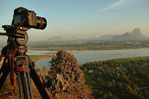Outlook, Camera, Canon, Photo Camera, Photography